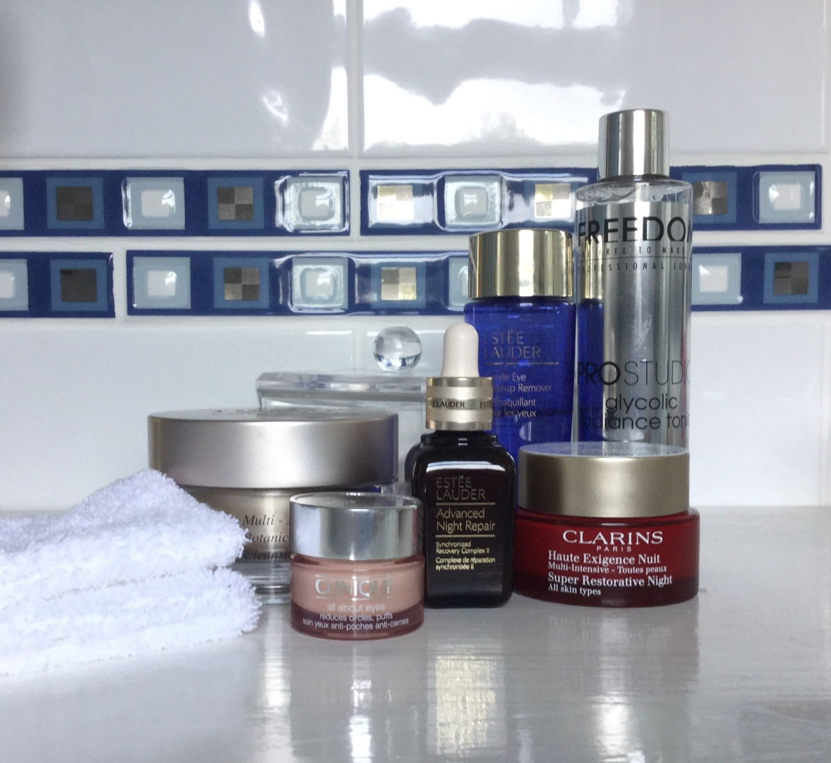 Evening Skincare Routine…