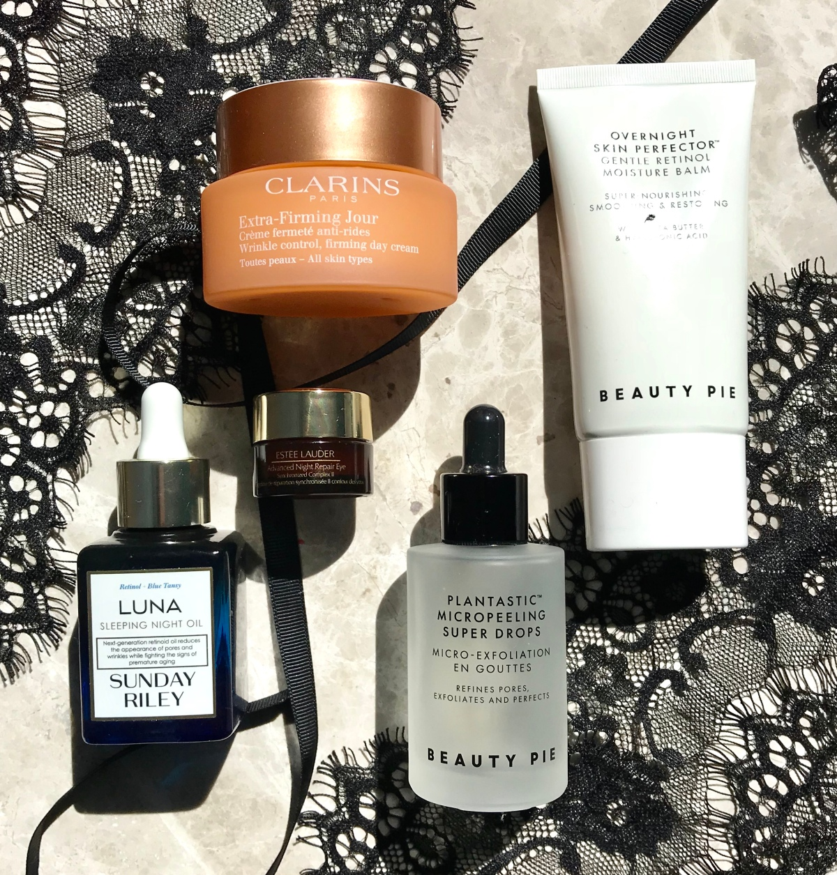 This Month's Skincare Favourites …